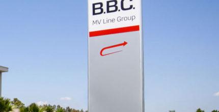 MV Holding S.R.L. proprietaria del 100% delle azioni della B.B.C. S.p.A..